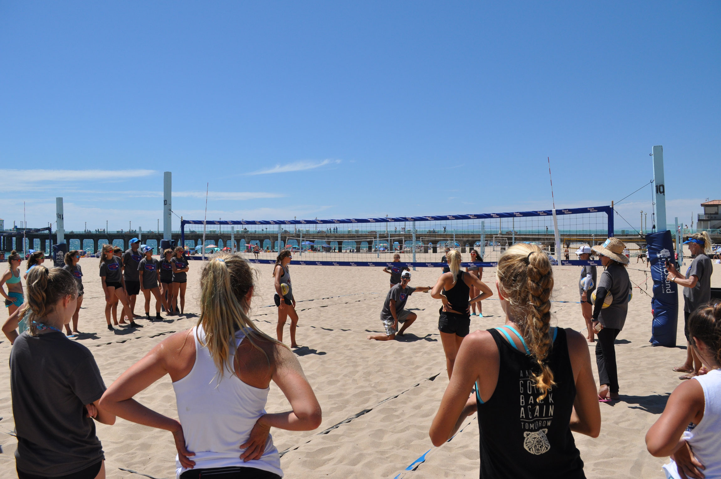 Beach Nation Your Elite Beach Volleyball Educational Experience
